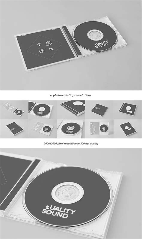 25 Best Premium Psd Cd Dvd Cover Mockup Templates Web Graphic Design Bashooka Cd Cover Template Psd