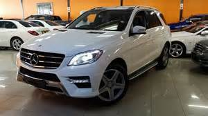 Mercedes M 350 Used Mercedes M Class Ml 350 Blue Tec A T Amg For