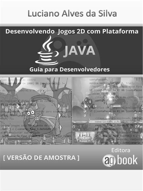 Livro Jogos Em Java Amostra | Java (Plataforma de Software