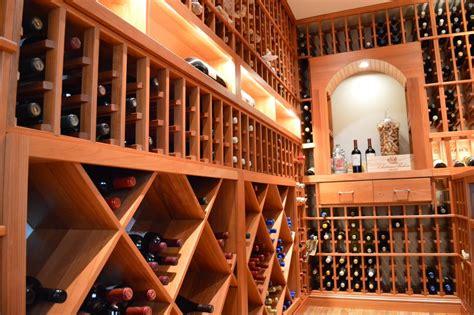 Wine Cellar Racks by Residential Wine Cellar Installation In Irvine California
