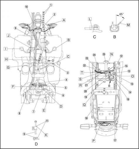 yamaha virago regulator wiring diagram yamaha virago fuel