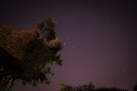Nighttime Backyard From My Backyard By Brittaindesigns On Deviantart