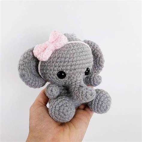 amigurumi elephant crochet elephant amigurumi elephant crochet elephant