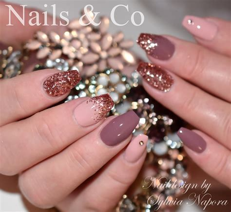 nageldesign nailart katzenaugen effekt nail co