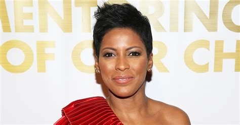 tamron hall plays dating game on meredith today tamron hall blindsided by today show shake up us weekly