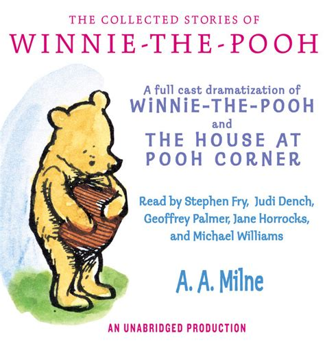 libro collected stories the penguin the collected stories of winnie the pooh by a a milne penguin random house audio