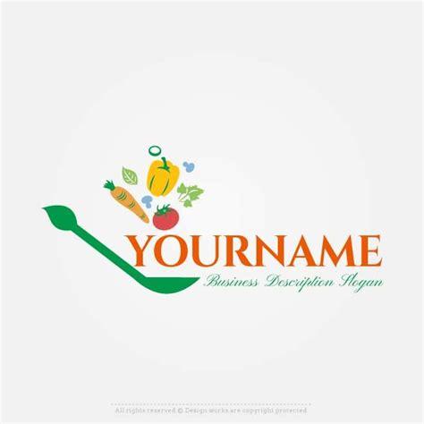 free logo design software uk online vector healthy food logo free logo design maker
