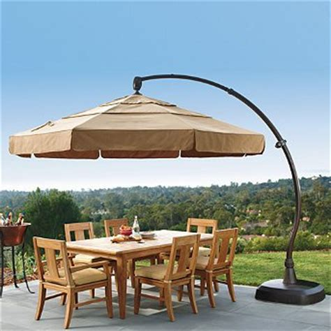 Cheap European Side Mount 11 Patio Patio Umbrella Frontgate Patio Umbrellas
