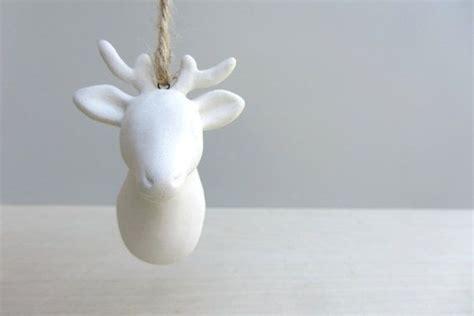 porcelain deer head porcelain deer head a designer christmas