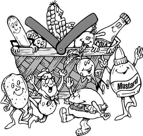 Outdoors Free Colouring Pages Outdoor Coloring Pages