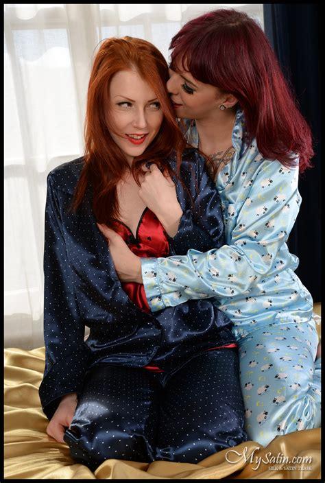 Pajamas Satin Silk Hotpant my satin november 2015 satiny