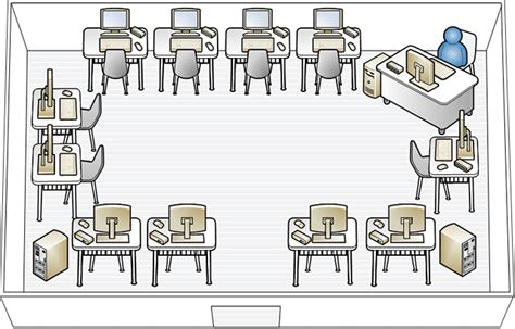 how to design a room layout multipoint server site planning