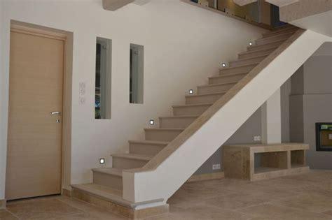 Decoration Escalier Interieur Maison by D 233 Coration Et Agencement Interieur D Une Villa Sanary
