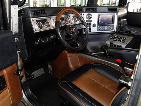 Hummer Interior by Hummer H2 Sut Lifted Image 257