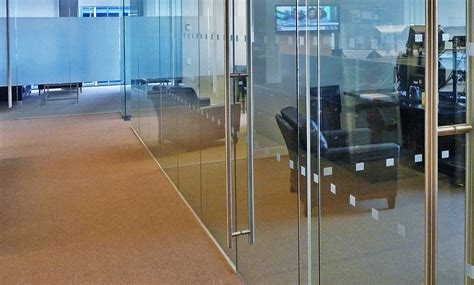 Glass Door Safety Stickers What Is The Code Requirement For Eye Level Safety Decals To Be Affixed To Height Glass Walls