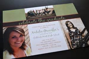 celebrate the graduate graduation announcements by imaginationpad