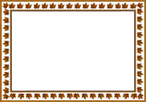 free card border templates thanksgiving greeting cards free printable greeting cards