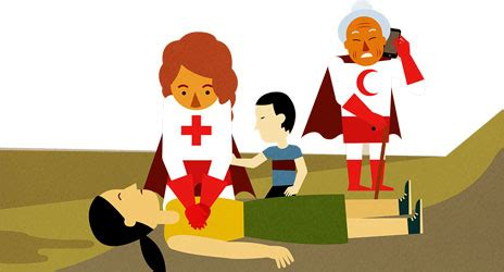 first aid ifrc