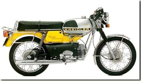 Yamaha Motorräder 70er by Kreidler Florett Rs 1976