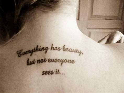 makeup tattoo quotes 77 best tattoo quotes with exles