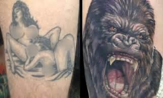 15 fotos de tatuajes antes y despu 233 s de ser arreglados