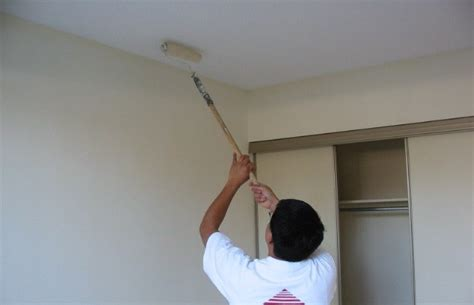 Stucco Ceiling Paint by