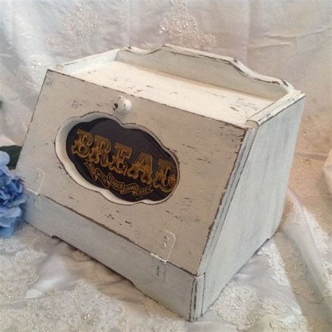 shabby chic bread box 25 best ideas about wooden bread box on bread