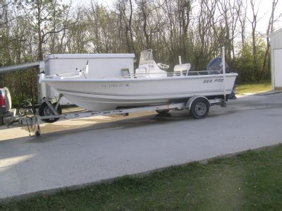 sea pro boats ratings 2004 sea pro sv1900 sold the hull truth boating