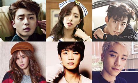female k pop star hair colours which k pop star shares your december birthday soompi