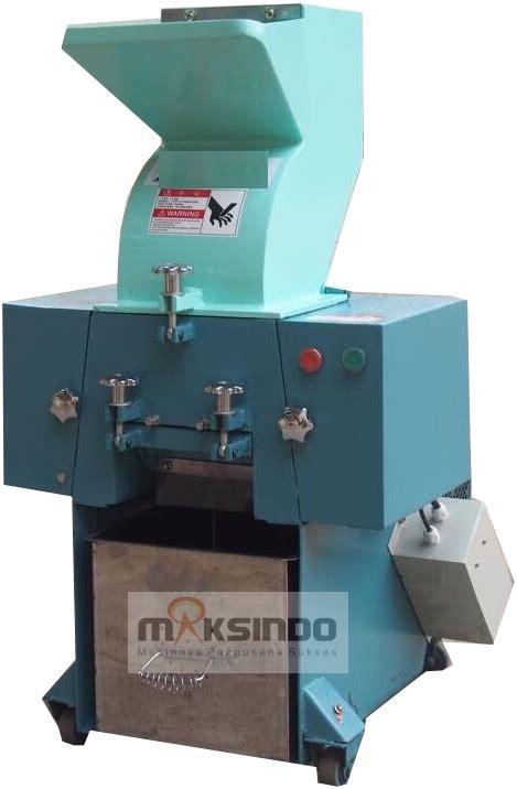 Jual Plastik Tangerang jual mesin penghancur plastik multifungsi plc180 di