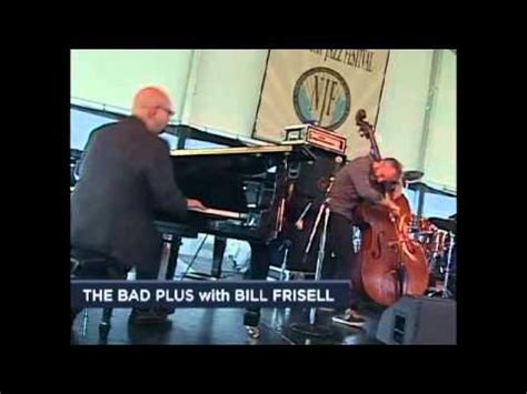 lyrics bad quartet giveaway bill frisell joins the bad plus at the allen