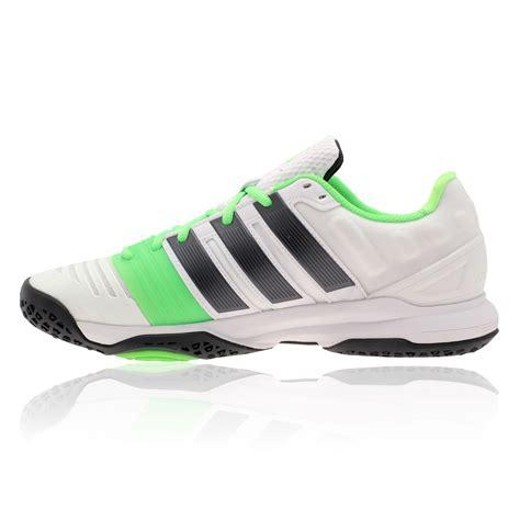 adidas adipower stabil 11 mens white badminton squash court shoes trainers ebay