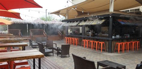 Commercial Patio Misters by Commercial Misting Systems Restaurant Mister