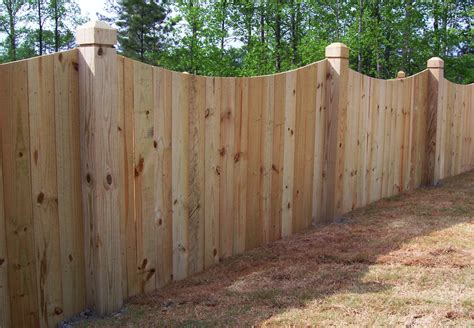 mossy oak fence wood privacy fence