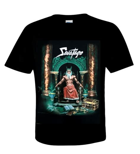 Tshirt Savatage speedy promotion merchandising savatage quot of the