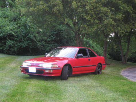 1993 acura integra rs coupe 1 8l dohc 16v 2 door