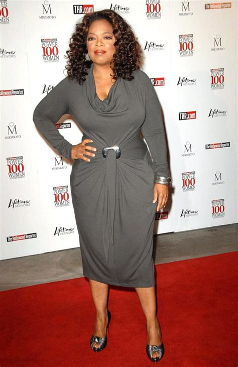 Oprah Wardrobe by Oprah Winfrey 2008 Photos Oprah Winfrey S Evolving Shape And Style Ny Daily News