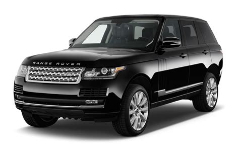 range rover car black 2016 land rover range rover reviews and rating motor