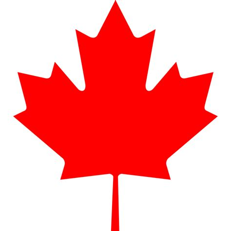 Home And Design Show Peterborough by Canadian Maple Leaf Png Clipart Best