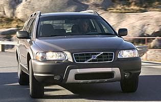 car reviews volvo xc awd  se  aa