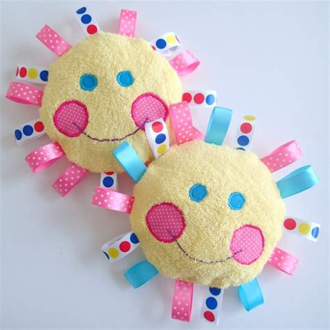 Handmade Toys For Infants - for babies handmade baby toys so sew easy