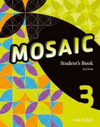 mosaic 4 students book 0194666476 english 3rd of eso