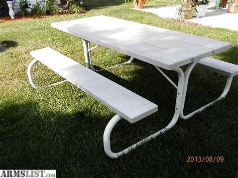 6 ft tables for sale armslist for sale 6ft picnic table