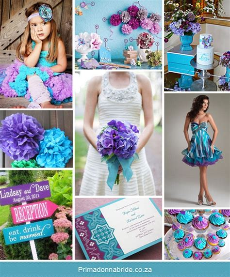 blue and purple wedding ideas top 5 color combination ideas for purple weddings