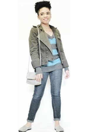 Trend Alert Style Cardigans by Navy Gojane Gray Navy Sweaters Army