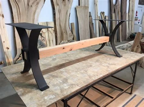 metal leg dining table 25 best ideas about metal table legs on diy