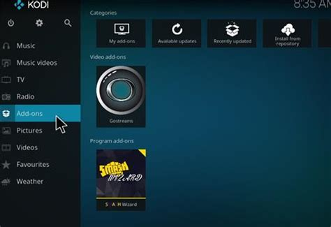 how to install 1movies kodi add on with screenshots