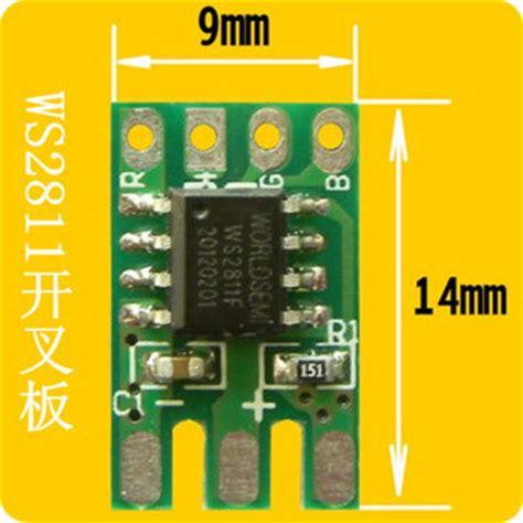 Pcb Led Toso Bulat 33 Led 68 Mm 5v 9mm Ws2811 Circuit Board Pcb With Ic Led Pixel Module