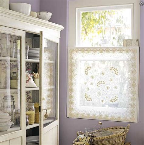 lace bathroom window curtains love this idea maintain privacy while still getting light