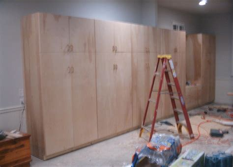 Garage Cabinets Mdf Or Plywood Garage Cabinets Plywood Garage Cabinets
